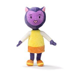 Peluix Misha, la gata violeta