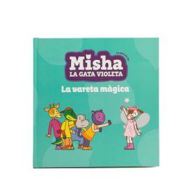 Misha la Gata Violeta: La vareta màgica