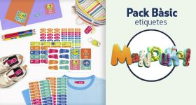 Pack Bàsic, Etiquetes Manduka