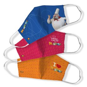 Mascareta Manduka (pack 3 dissenys)